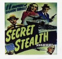 Secret Stealth/SSSHHH! CD