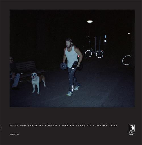 """Frits Wentink & DJ Boring/WASTED... 12"""""""