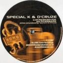 "Special K & D'Cruze/SCREWDRIVER 12"""