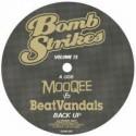 """Mooqee vs Beatvandals/BACK UP 12"""""""