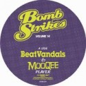 Mooqee vs Beatvandals/BOMBSTRIKES 14 12""