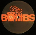 """Bombs/EP #4 - MORE HIP HOP REMIXES 12"""""""