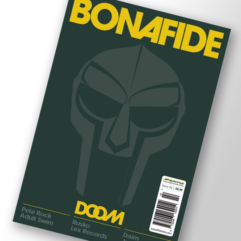 Bonafide/ISSUE 6 (MF DOOM) MAG