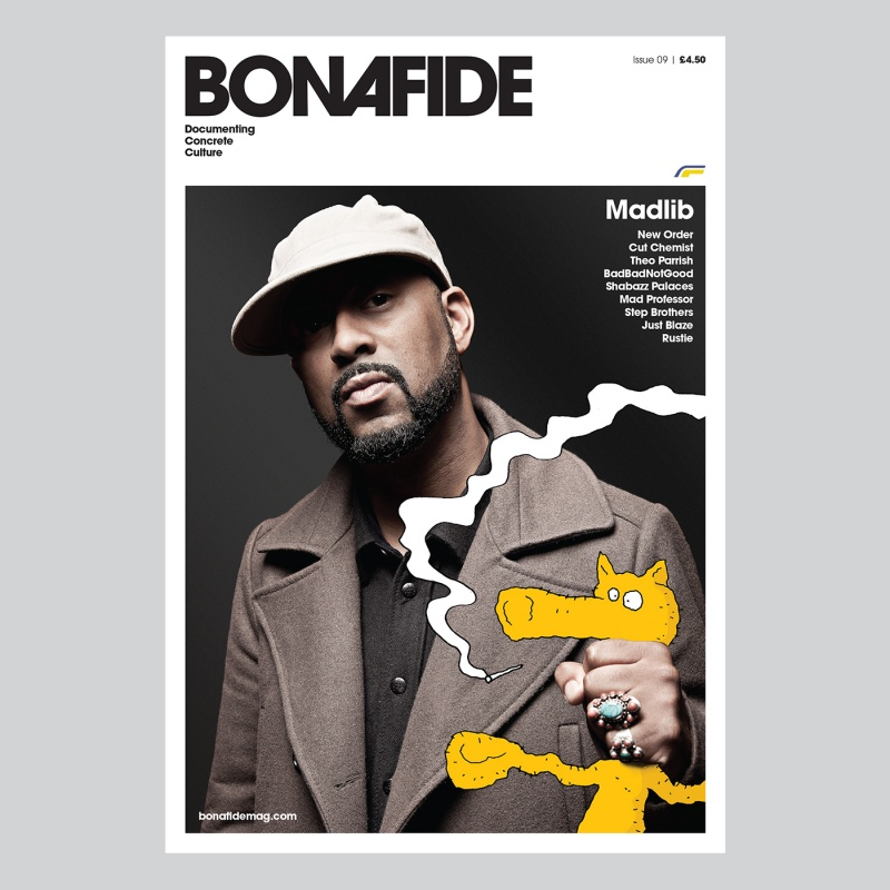 Bonafide/ISSUE 9 (MADLIB) MAG