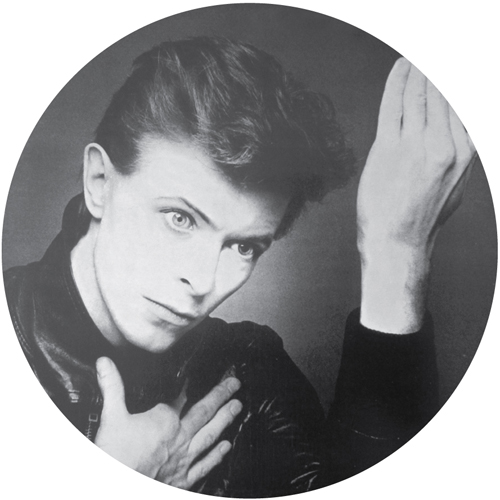 David Bowie/HEROES SLIPMAT