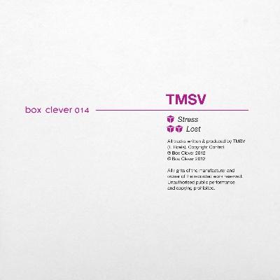 "TMSV/STRESS 10"""