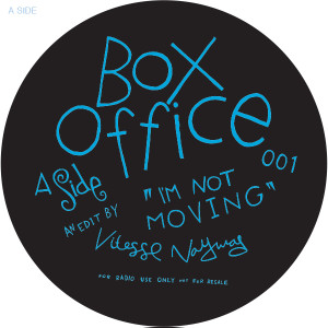 Vitesse Naywad/I'M NOT MOVING 12""