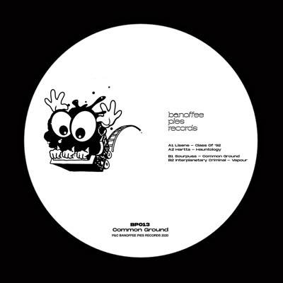 "Various/COMMON GROUND EP 12"""