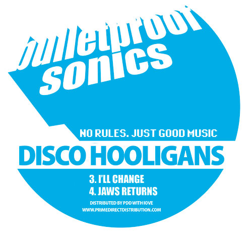 Disco Hooligans/VOL. 1 12""