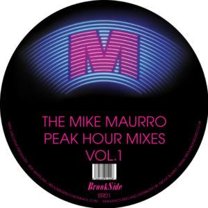"Harold Melvin/BAD LUCK-M. MAURRO RMX 12"""