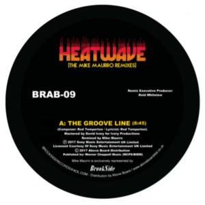 Heatwave/MIKE MAURRO REMIXES VOL. 2 12""