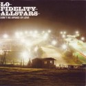 Lo-Fi Allstars/DON'T BE AFRAID... CD