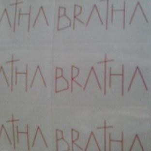 "Bratha/BRATHA 02 12"""