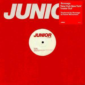 Boxsaga/NEW YORK NEW YORK 12""
