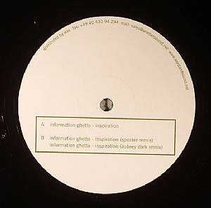 Information Ghetto/INSPIRATION RMX 12""