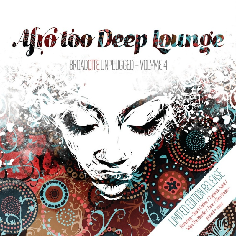 Broadcite/AFRO TOO DEEP LOUNGE VOL 4 CD