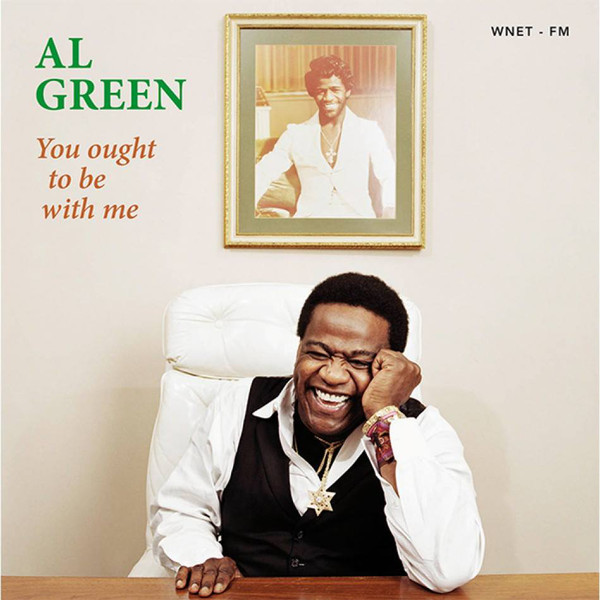 Al Green/YOU OUGHT TO BE WITH ME LP