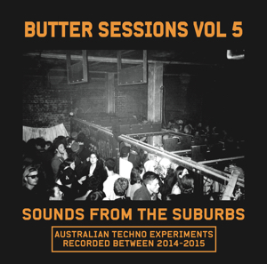 Various/BUTTER SESSIONS 5 EP 12""