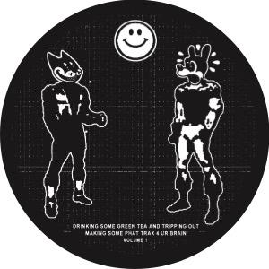 """DJ Dogg & Furious Frank/SPACE CALL 12"""""""