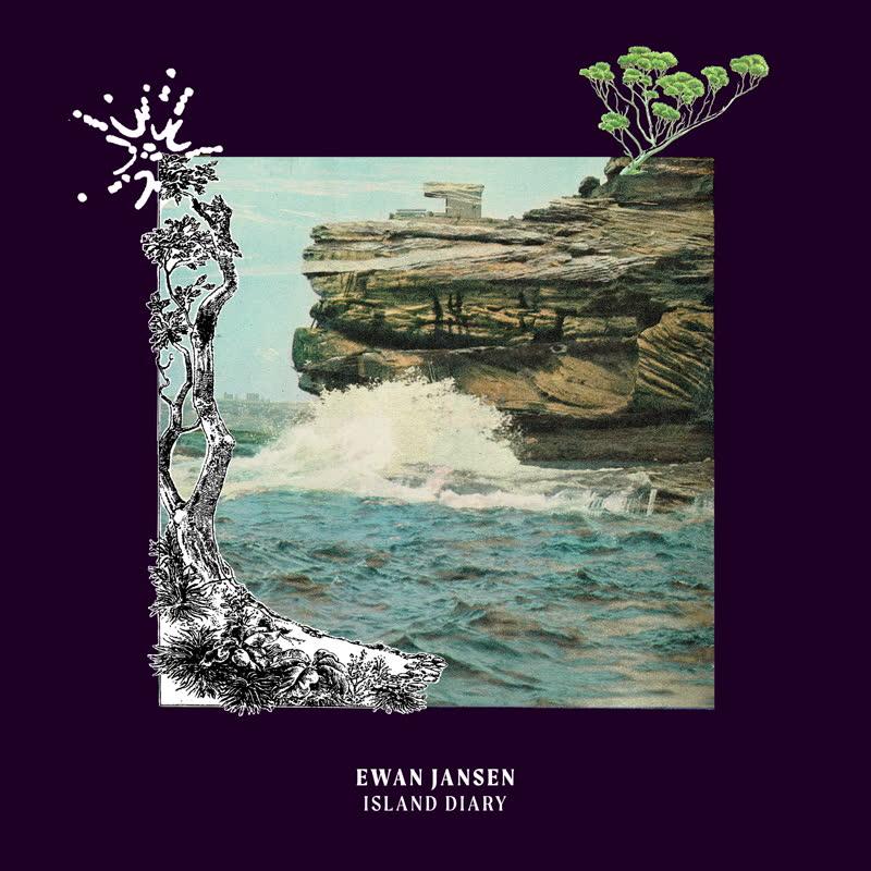 Ewan Jansen/ISLAND DIARY LP