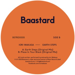 Iori Wakasa/EARTH STEPS 12""