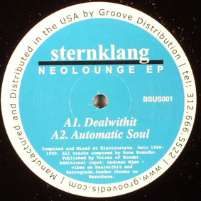 "Sternklang/NEOLOUNGE EP 12"""