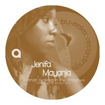 Jenifa Mayanja/WOMAN WALKING..JUS ED 12""