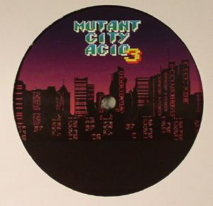 Various/MUTANT CITY ACID 3 12""