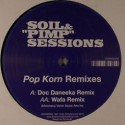 Soil & Pimp Sessions/POP KORN RMX'S 12""