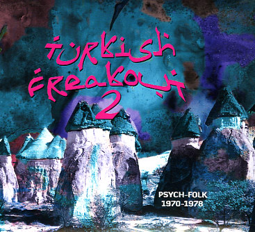 Various/TURKISH FREAKOUT VOL. 2 DLP