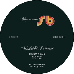Mudd & Pollard/MAWSON'S WALK 1-SIDED 12""