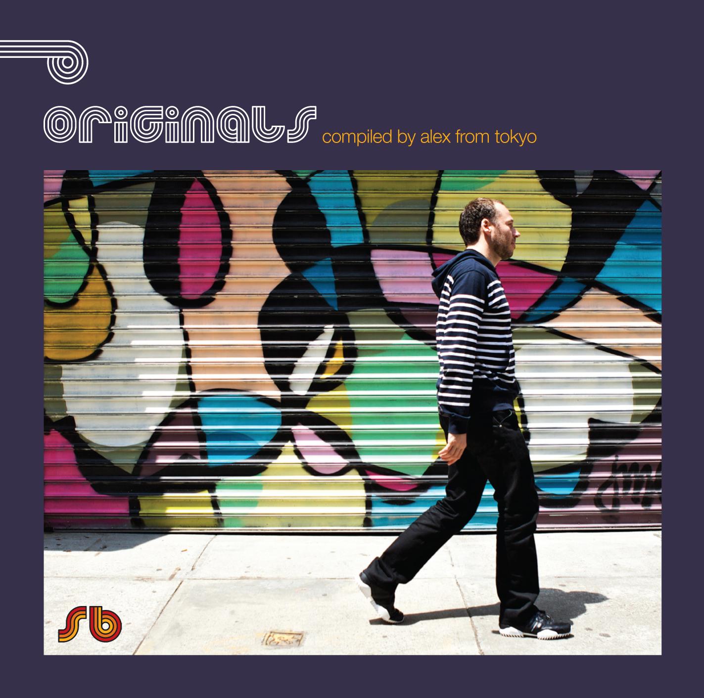 Alex From Tokyo/ORIGINALS VOL. 10 CD