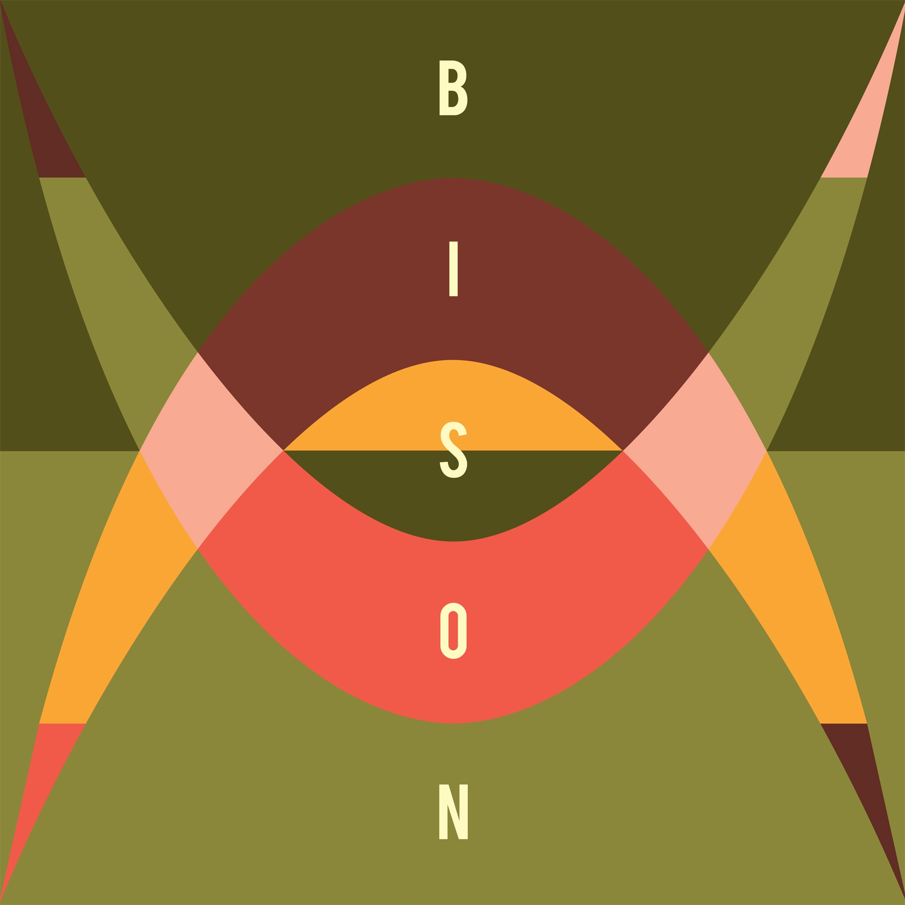 Bison/TRAVELLERS (LTD ED OF 500) CD