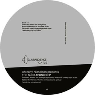 "Anthony Nicholson/SUCKAPUNCH EP 12"""