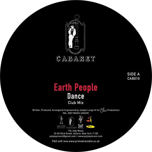 "Earth People/DANCE 12"""