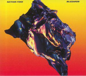 Nathan Fake/BLIZZARDS CD