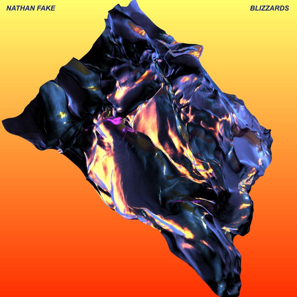 Nathan Fake/BLIZZARDS DLP
