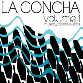 Candela Allstars/LA CONCHA VOLUME 1 CD
