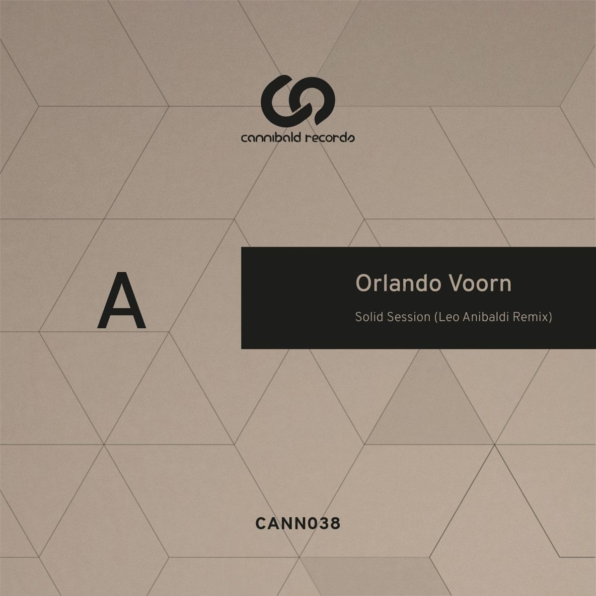 Orlando Voorn/SOLID SESSION EP 12""