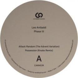 """Leo Anibaldi/PHASE III EP 12"""""""