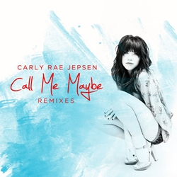 Carly Rae Jepsen/CALL ME MAYBE RMX'S 12""