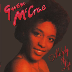 Gwen McCrae/MELODY OF LIFE LP