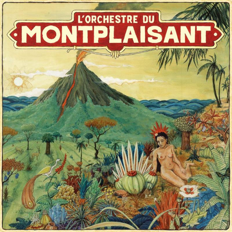 Orchestre Du Montplaisant/SELF TITLED LP