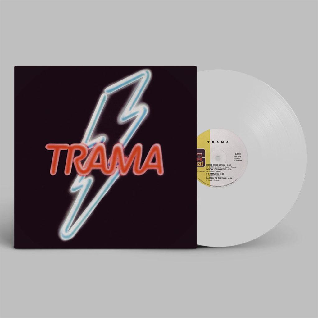 Trama/TRAMA (WHITE) LP