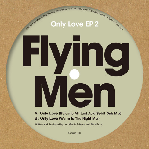 Flying Men/ONLY LOVE EP 2 12""