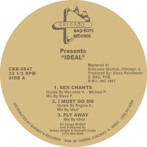 Ideal/SEX CHANTS 12""