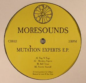 Moresounds/MUTATION EXPERTS EP 12""