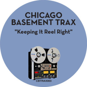 Chicago Basement Trax/VOL. 3 12""