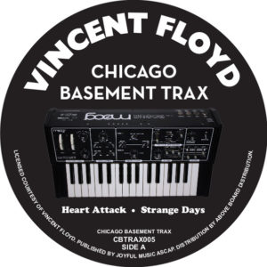 Vincent Floyd/HEART ATTACK 12""