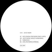 Colm K/RED HULA HOOPS 12""